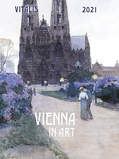 Minikalender Vienna in Art 2021